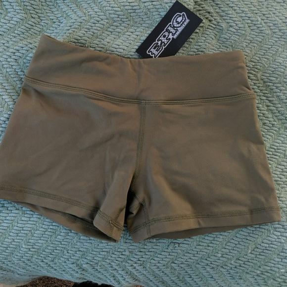 Epic MMA Gear WOD Shorts for Women NWT
